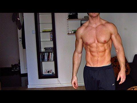 1ヶ月でTシャツの似合うの胸板をつくる、究極のプッシュアップトレーニング!