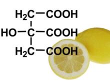 クエン酸と筋トレ。