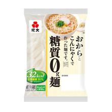 話題沸騰!紀文 「糖質0麺」が相当使える!