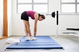 ストレッチから体を鍛える習慣を