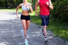 乳酸と有酸素運動の関係。