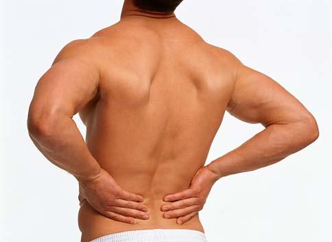 筋肉痛の回復