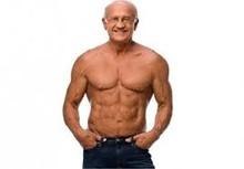 筋肉と年齢のピーク