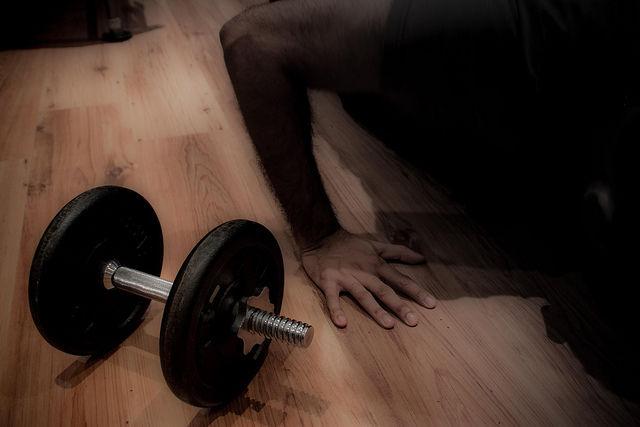 筋トレしても筋肉がつかない