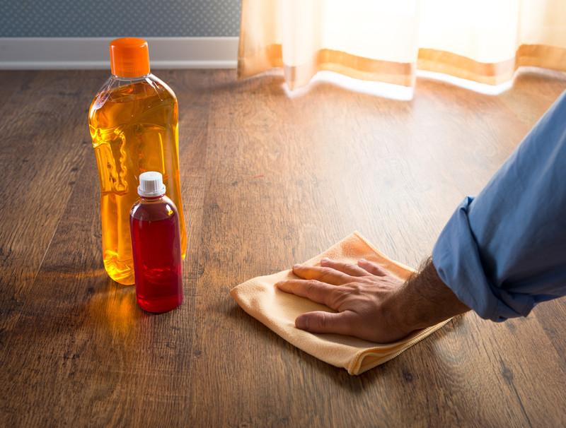 雑巾がけをすれば、二の腕は痩せる!