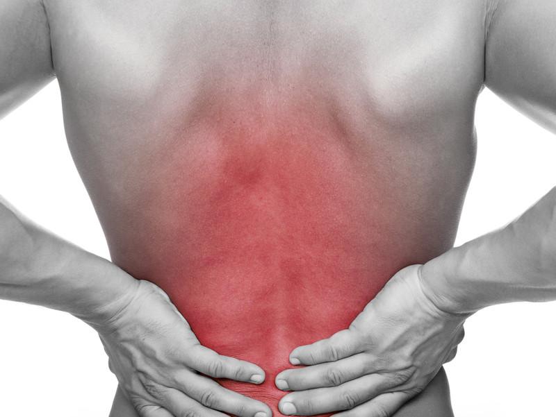 腰痛の人のためのトレーニング。