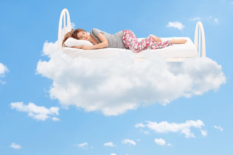 1分で寝れる(らしい)4-7-8呼吸法。