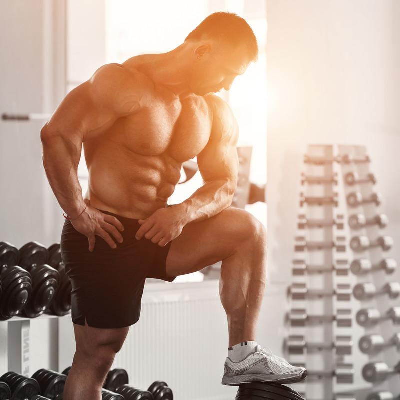 筋肉は世界を救う!いや、自身を救う!